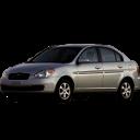 Hyundai Accent Gray