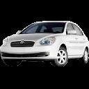 Hyundai Accent White